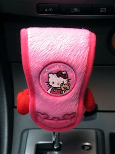 I cant wait to be Hello Kitty Car, Japanese Bobtail, Bobtail Cat, Car Set, Car Stuff, Cant Wait, Doll Toys, Cool Cars, Bows
