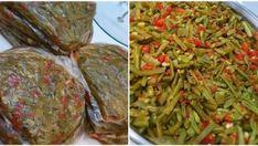 Kışlık Taze Fasulye Hazırlama Sauerkraut, Asparagus, Beef, Chicken, Vegetables, Food, Masks, Meat, Veggies