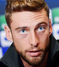 """Claudio Marchisio... Italia's favorite footballer """"il Principino"""""""