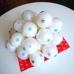 DIY boules de neige - DIY calendrier de l'Avent - Tuto Calendrier de l'Avent - Boules de Noël - Calendrier de l'Avent en boules de neige - Boules de neige surprises - by Humeur de moutard