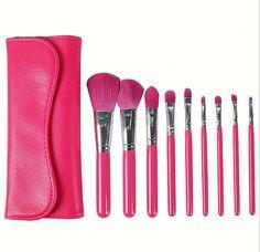 7pcs Makeup Brushes Set Eyebrow Foundation Shadows Make