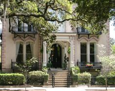 Savannah, The hamilton Turner House Inn, great Savannah experience...on LaFayette Square, two blocks from my house!