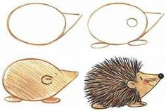 How to draw a puercospin