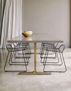 105 best modern design furniture dr table images dining tables rh pinterest com