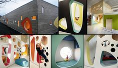Reinventing Kids' Spaces/Playgrounds - The Cool Hunter