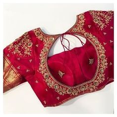 New Saree Blouse Designs, Cutwork Blouse Designs, Blouse Designs Catalogue, Simple Blouse Designs, Stylish Blouse Design, Bridal Blouse Designs, Traditional Blouse Designs, Designer Blouse Patterns, Zardosi Embroidery