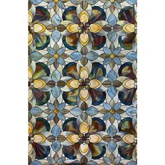 Gorgeous Window Films That Look Like Stained Glass By ArtscapeInc - Home depot bathroom windows for bathroom decor ideas