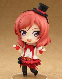 Love Live! School Idol Project - Nishikino Maki - Nendoroid #516 (Good Smile Company)
