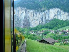 Seeing Switzerland on the Swiss Pass on a budget.  Always wanted to go.