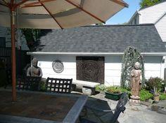Lotus Panels #outdoorliving