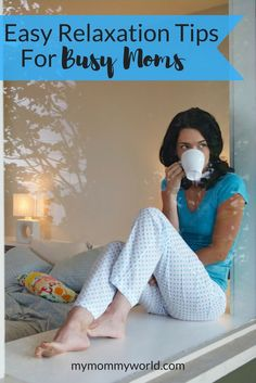 The busy mom life can take its toll on moms who have little time for self care. Use these relaxation ideas to fit in more self care for moms. There's no more important mom advice than this!