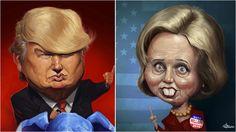 Finalizó el primer debate entre Clinton y Trump con choques sobre economía, tensiones raciales y la política exterior