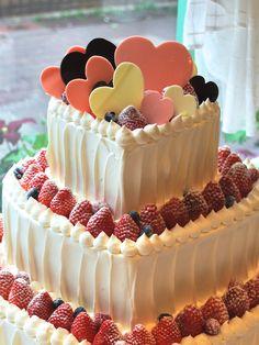 38 パティシエ本澤 聡 a tale of cake38「パティシエが教える、大満足ケーキを作るポイント3」ケーキにちゃんとテーマを与えよう http://www.anniversary-web.co.jp/
