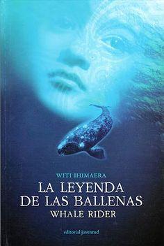"""La Leyenda de las ballenas es la historia de una niña llamada Kahu, que a sus ocho años se enfrenta, con la complicidad de  las ballenas como único aliado, a una cultura regida por los hombres.  Un libro que te llevará hasta Australia de la guía de lectura """"un mundo de cuento""""."""