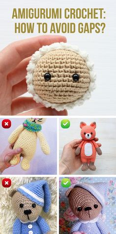 Mesmerizing Crochet an Amigurumi Rabbit Ideas. Lovely Crochet an Amigurumi Rabbit Ideas. Crochet Patterns Amigurumi, Amigurumi Doll, Crochet Dolls, Crochet Stitches, Unique Crochet, Cute Crochet, Knit Crochet, Easy Crochet Projects, Crochet Tutorials