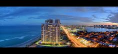Sunny Isles Shores, North Miami Beach, Florida .. Have stayed in this area .. close to South Beach and freeways. Love some Miami.