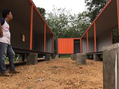 The Shipping Containers Have Landed