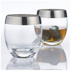 Jean Dubost Madison Avenue Whiskey Glass (Set of 2) (Set of 2)