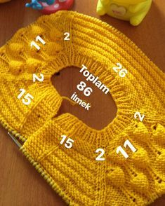 Baby Knitting Patterns Cowl The top of a raglan cardigan This Pin was discovered by Zehra ÖZpamukçu. Be bebekler için [ Baby Knitting Patterns, Knitting For Kids, Hand Knitting, Crochet Patterns, Diy Crafts Knitting, Diy Crafts Crochet, Knitting Projects, Knitted Baby Clothes, Halloween Crochet