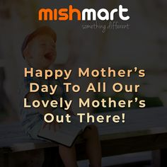 We hope all the mum's, mom's and mummy's have a wonderful and bless day today! Be treated, pampered and loved by your children today.