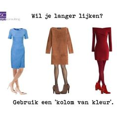 """""""How to look longer. Corporate Wear, Dresses For Work, Summer Dresses, Petite Women, Wardrobe Basics, Body Shapes, Curvy Fashion, Perfect Fit, Fashion Outfits"""