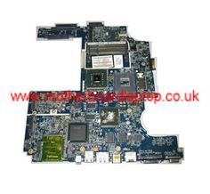 Replacement for HP 507169-001 Laptop Motherboard