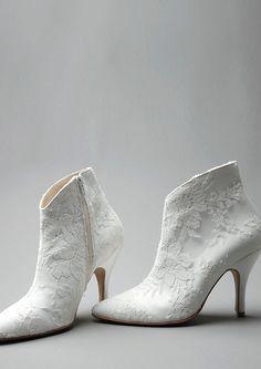 Wedding Boots - Cute