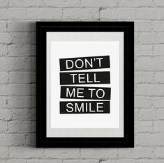 Wall Decor, Poster, Digital wall art, Printable art, Downloadable print, A4, 5x7, 8x10, 11x14, 16x20, Digital print, Quote Print