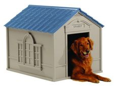 10 best dog houses for large dogs images rh pinterest com