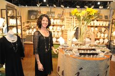 A look at J & I Jewelry's booth at the 2014 BMAC. americanmadeshow.com