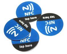 Meine eigenen NFC Sticker - dranhalten und schon programmiert sich mein Wecker, oder mein Handy verbindet sich automatisch mit dem WLAN. Sehr praktisch