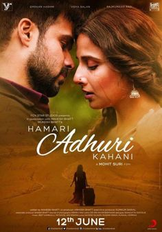 Read #HamariAdhuriKahani Movie Review- Check out our take of this #EmraanHashmi…
