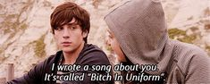 When the sex god from Angus, Thongs, and Perfect Snogging got Georgia's hopes up, only to crush them.   21 Quotes That Prove '00s Movies Had The Best Clapbacks