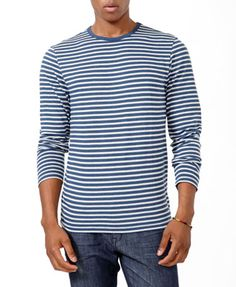 Striped T-Shirt #21Men #springstaples