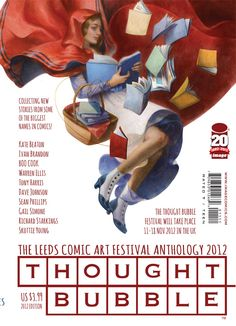 Comics Crux- Image Comics Will Be Well Represented At Thought Bubble This Weekend