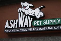 Ash Way Pet Supply | Yelp