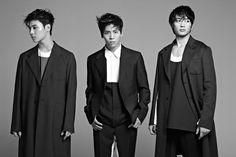 MOKENAJUNG  PORTRAITS  SHINEE L'OFFICIEL HOMMES MARCH 13 Song Daehan, Shinee Members, Shinee Minho, Bias Kpop, Love Park, Joo Hyuk, Korean Wave, Song Joong Ki, Hanbin