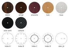 élieBois - Montre en bois - Ulule Creations, Celestial, Wood Watch, Wooden Jewelry