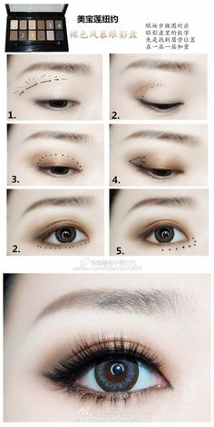 Eye make up                                                                                                                                                      More