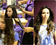 A cabeleireira Patricia Luz, da unidade #UnhasFast #T55 de Goiânia, ensinou como copiar o cabelo da Fernanda Paes Leme no site da Revista Shape