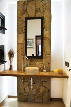 diy home decor for apartments is unconditionally important for your home. Whether you pick the dyi bathroom remodel or remodeling bathroom ideas diy, you will make the best remodeling ideas bathroom for your own life. Bathroom Design Luxury, Modern Bathroom Decor, Bathroom Design Small, Bathroom Styling, Small Bathroom Sinks, Dream Bathrooms, Dyi Bathroom, Washbasin Design, Shower Cabin