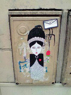 Fred le Chevalier / Rue de la Roquette / Paris 11ème