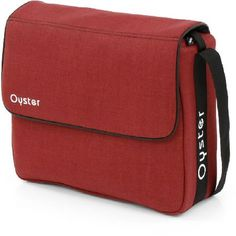 BabyStyle Oyster Changing Bag-Tango Red The Oyster Changing Bag is a stunning matching accessory for use with your Oyster or Oyster Max Stroller. (Barcode EAN=5060427623867) http://www.MightGet.com/march-2017-1/babystyle-oyster-changing-bag-tango-red.asp