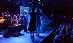 """NYT's photo from """"Maria de Buenos Aires"""""""