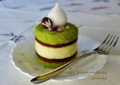 Needle felted dessert https://www.etsy.com/shop/FunFeltByWinnie