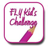 Teach the kids to follow the daily Kid's Challenges on FlyLady.net
