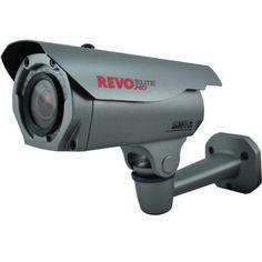 Revo IP Network Bullet Surveillance Camera Indoor/Outdoor-1080P HD Night Vision #RevoAmerica