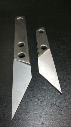 #NightTurtleKnives NightTurtleKnives.etsy.com Mini Dashies. O1 Tool Steel