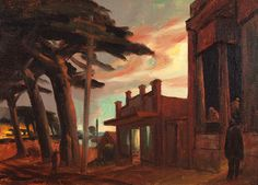Evening by the Sea - RICK AMOR