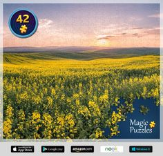 I've just solved this puzzle in the Magic Jigsaw Puzzles app for iPad. Try it too!